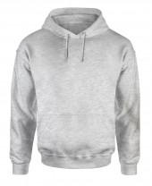 heather mens grey hoodie