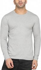 mens plain grey shirt