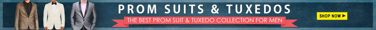 Prom Suits and Tuxedos Product Page