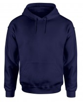 mens blue navy hooded sweatshirt