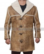 tan sherpa jacket