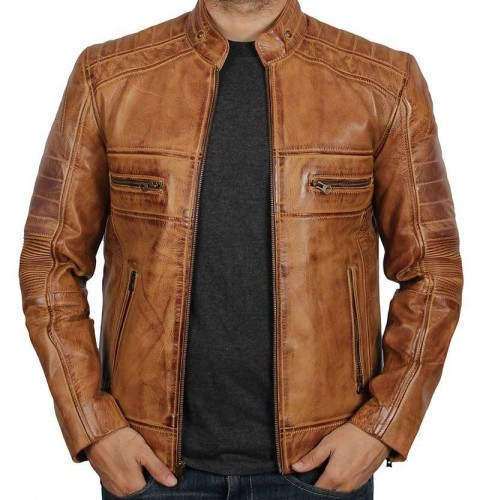 Cafe Racer Jacket Mens