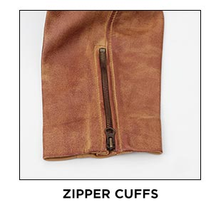 Austin-Camel-Leather-Jacket--Cuff
