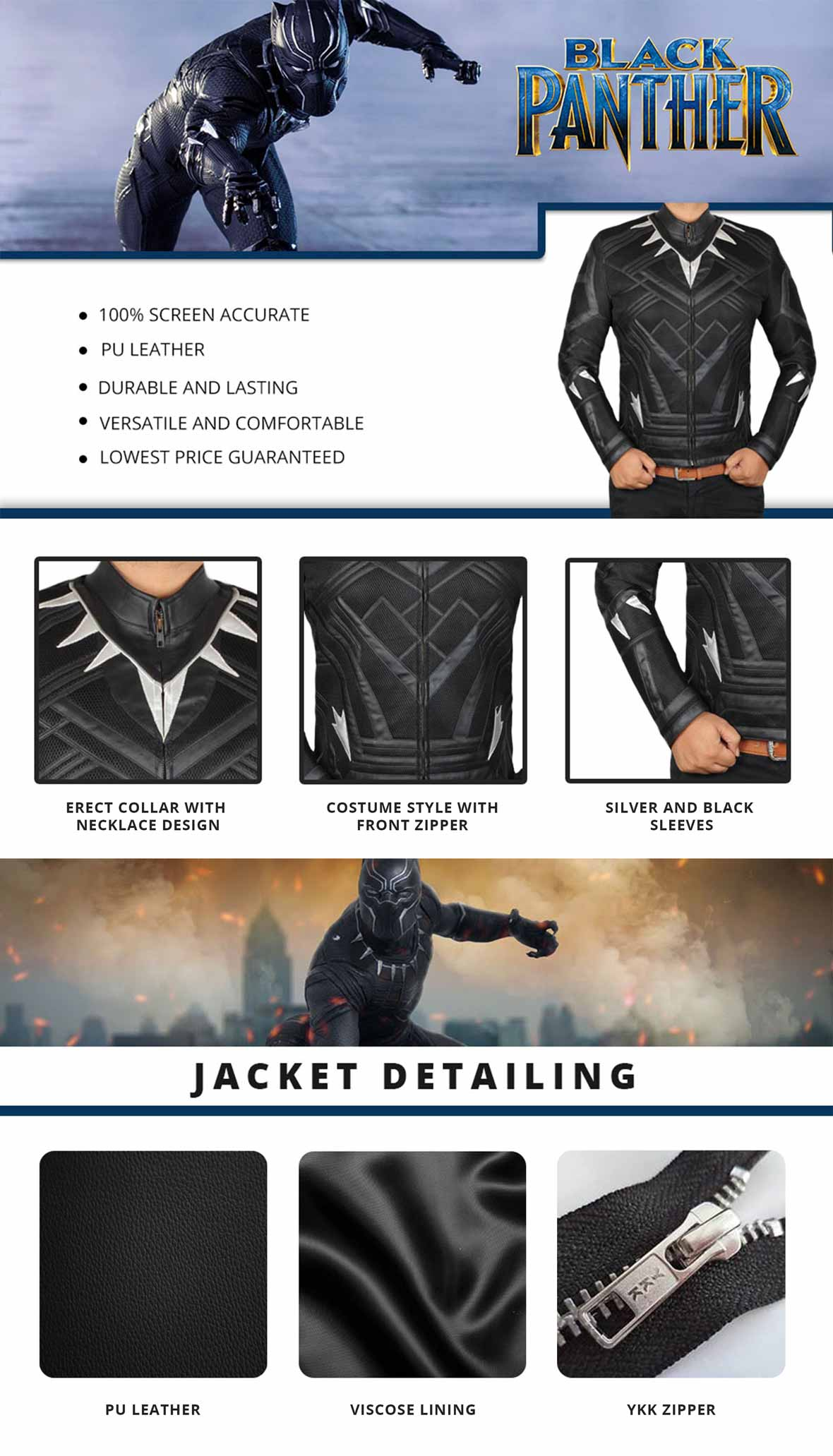 Red Arrow Arsenal Jacket Infographics