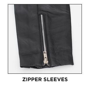 Linda-Black-Jacket-Zipper-Sleeves
