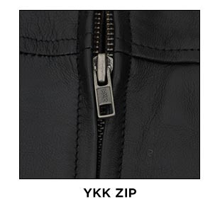 Vermont-Black-Jacket-Ykk-Zipper