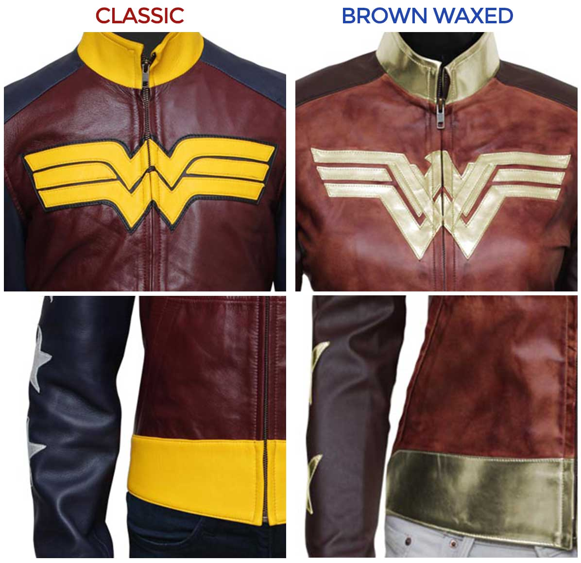 Wonder Woman Costume Jacket