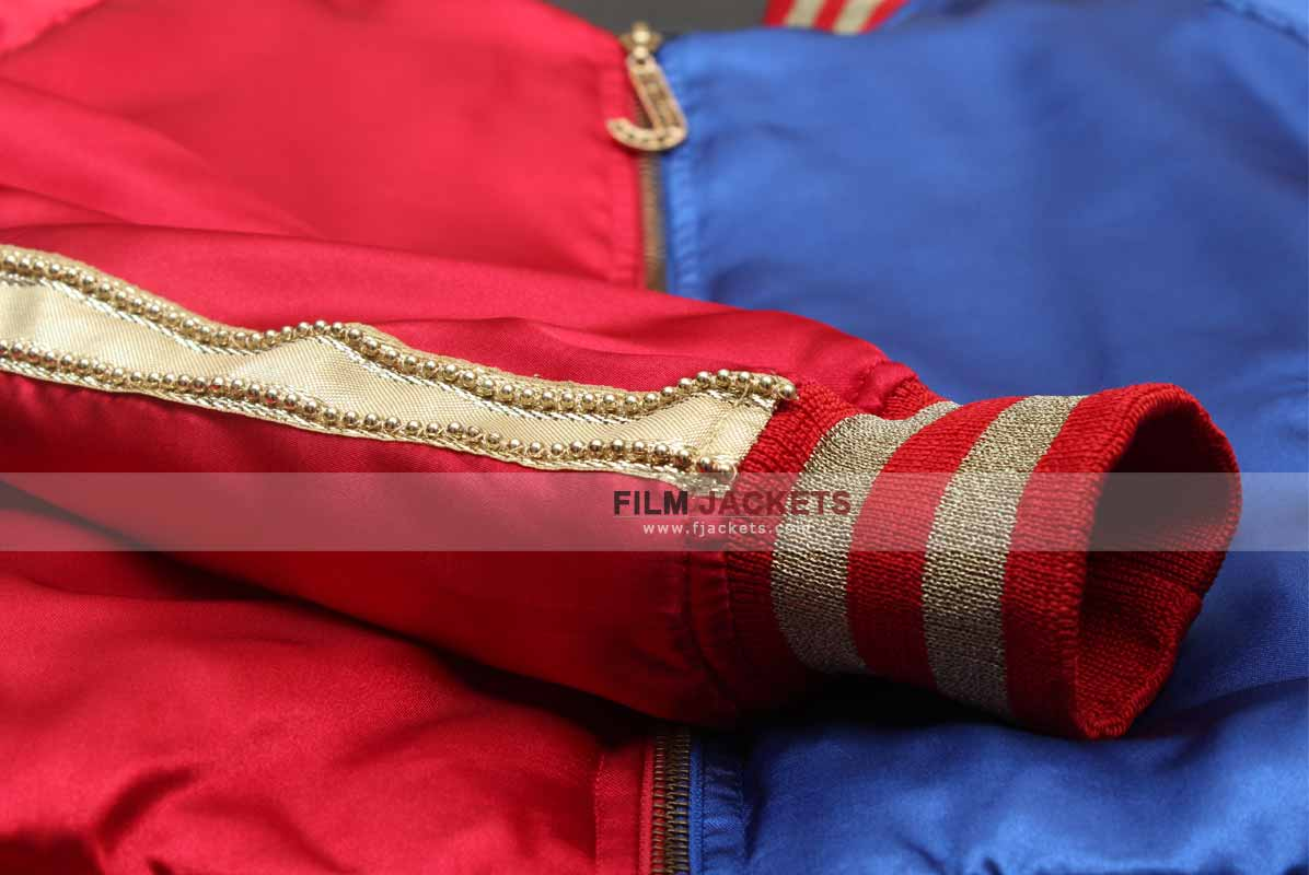 harley quinn original jacket