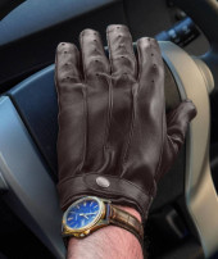 Real Leather Gloves for Men