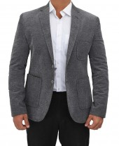 wool blazer coat for men