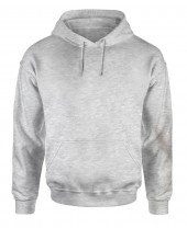 heather mens grey hoodie
