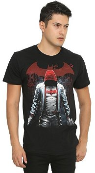 Arkham Knight Red Hood Shirt