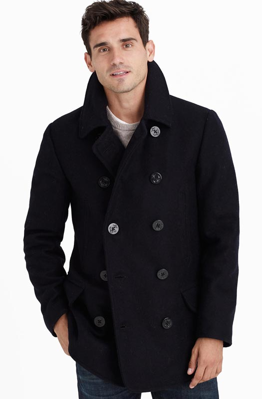 Black Pea Coats