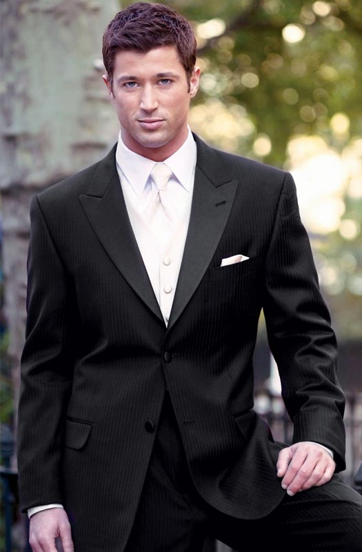 Black Wedding Tux Jpg