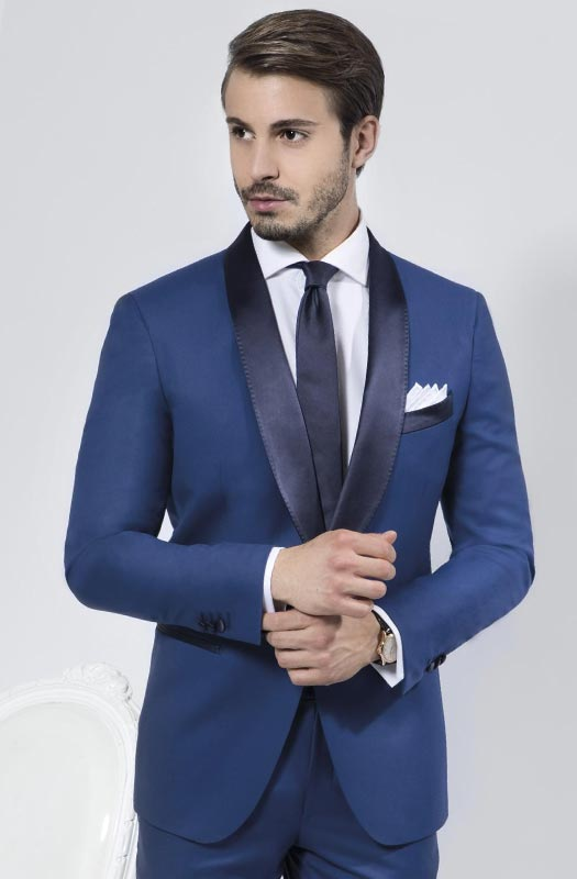 The ultimate collection of wedding tuxedos for men blue wedding tuxg junglespirit Images