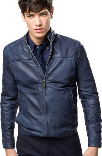 Boys Leather Jacket Jpg