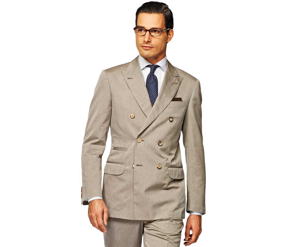 Collection Of Double Breasted Suit For Men