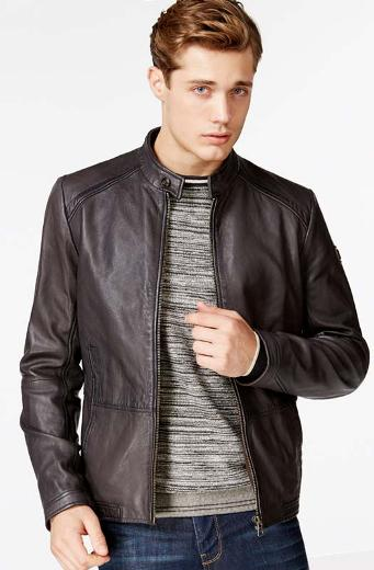 An Overall Collection of Leather Jackets