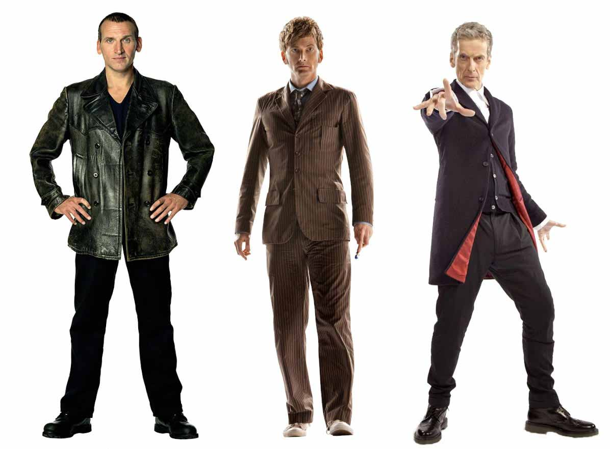 Image result for Just like the Doctor, they were the same exact clothes every day. Doctor Who