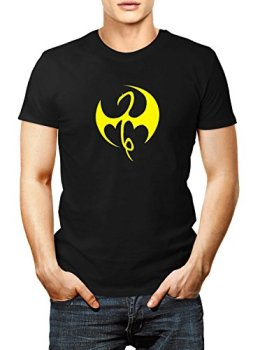 Dragon Logo Graphic T Shirt