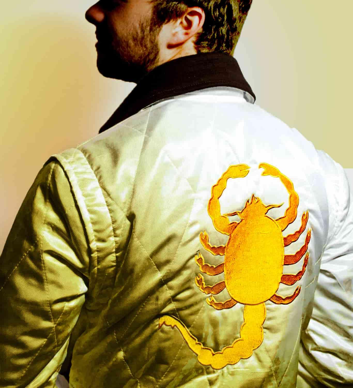Drive Scorpion Ryan Gosling Jacket