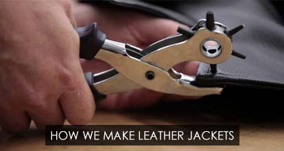 how we made jackets