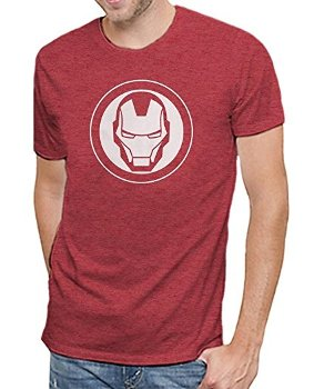 Iron Man Logo Men's T-shirt