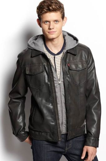 Mens Leather Jackets | Black and Brown