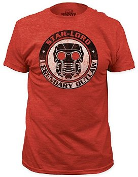 Legendary Outlaw Fitted Jersey T-Shirt