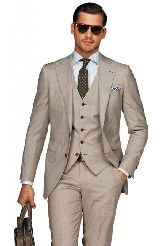 Collection of Best Linen Suits For Men
