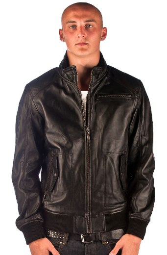 Men and Women Latest Collection of Leather Bomber Jacket