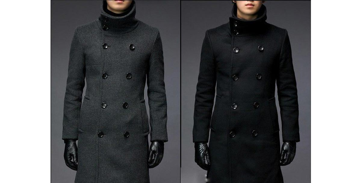 Long Trench Coats | Men and Women