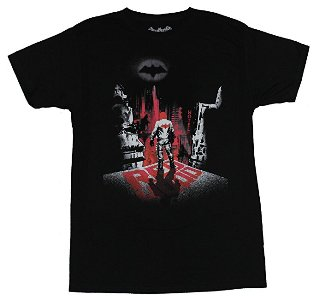Red Hood Mens T-Shirt
