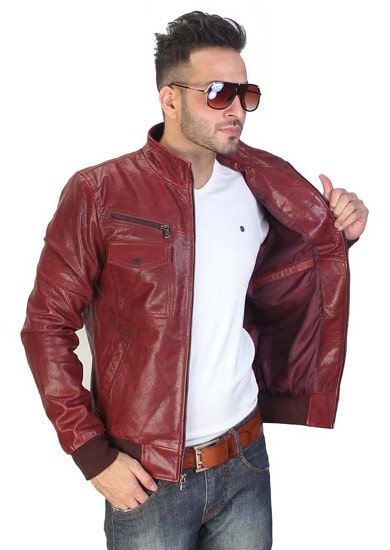 Collection of Red Leather Jacket For Everyone