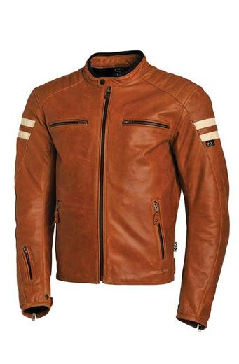 Classic Mens Vintage Motorcycle Jacket 100