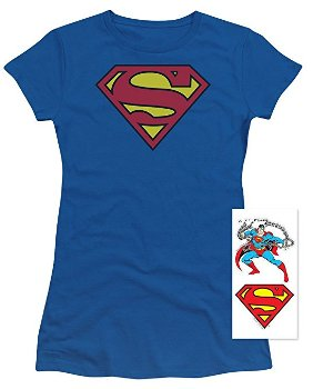 S Shield Blue Women's T Shirt