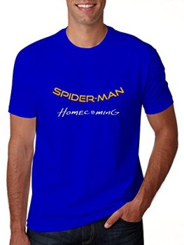 Spiderman Homecoming Shirt