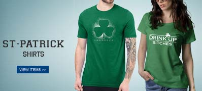 st. patrick shirts