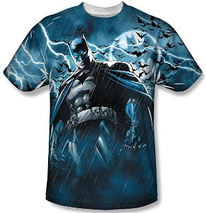 Sublimated Adult T-Shirt