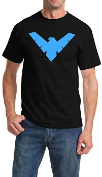 Superhero Night Wing T Shirt