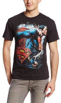 Superman Proud Fly T-Shirt