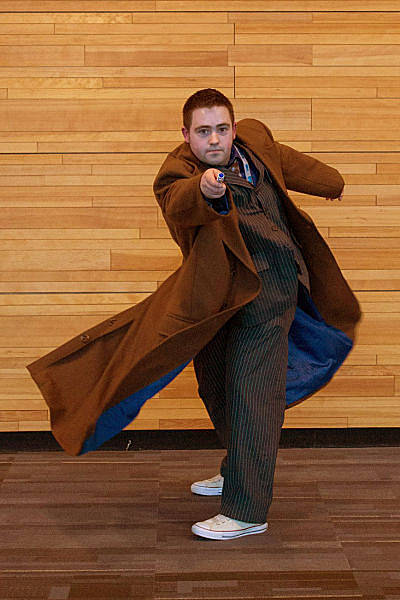 ... tenth doctor who coat ...  sc 1 st  Film Jackets & 10th Doctor Coat Cosplay | Tenth Doctor Who Coat Trench - Fjackets
