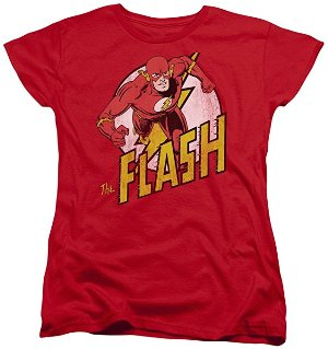 The Flash Womens Shirt