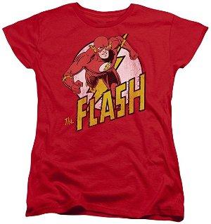 The Flash Womens Shirt