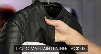 tips to mantain jackets