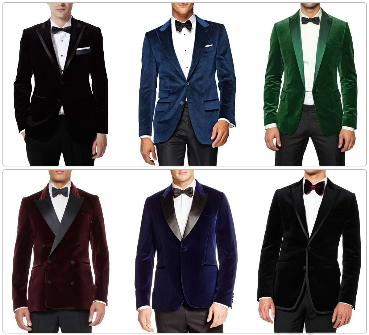 WHICH COLORS YOU SHOULD CONSIDER FOR YOUR WEDDING TUXEDO