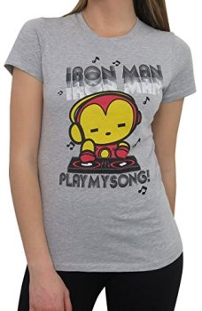 Women's Heather Gray T-Shirt