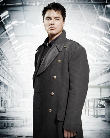 Torchwood Captain Jack Harkness Long Coat
