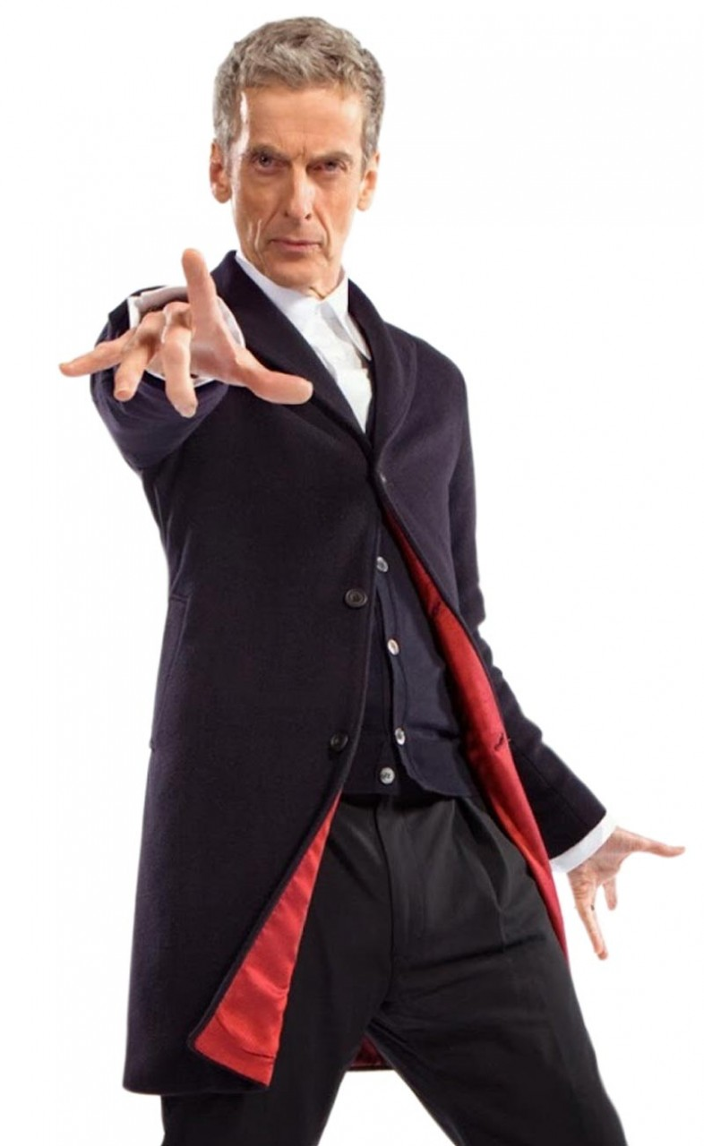 Doctor Who Twelfth Doctor Mens Jacket by elope