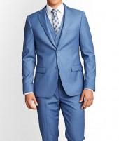 Sky Blue Suit for Man